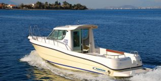 KING FISHER 7.20 INBOARD DIESEL